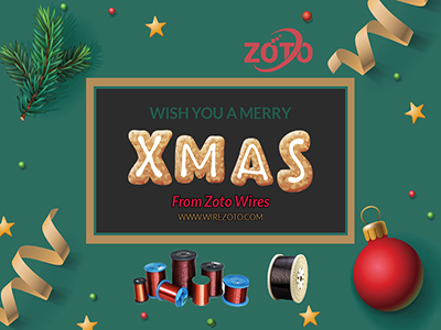 Zoto Wires wishes you Merry Christmas and Happy New Year