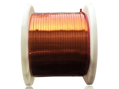 Edgewise Enameled Copper Wires